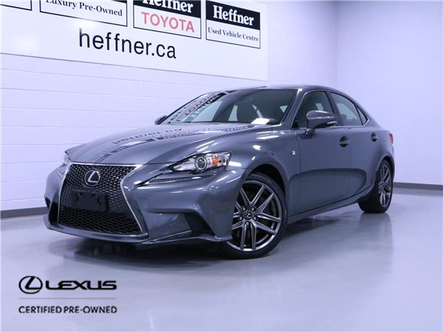 2016 Lexus IS 300 Base (Stk: 207089) in Kitchener - Image 1 of 23