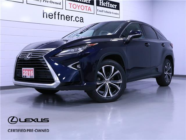 2016 Lexus RX 350 Base (Stk: 207110) in Kitchener - Image 1 of 25
