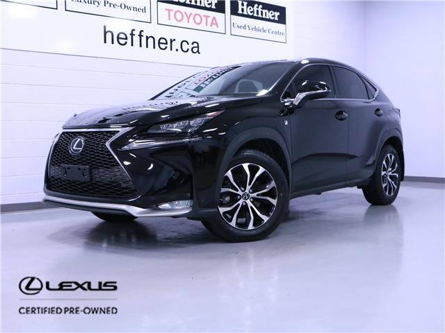 2017 Lexus NX 200t Base (Stk: 207134) in Kitchener - Image 1 of 23