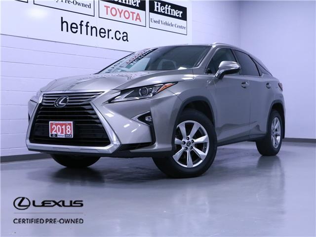 2018 Lexus RX 350 Base (Stk: 207191) in Kitchener - Image 1 of 24