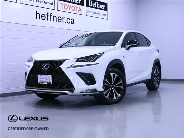 2019 Lexus NX 300 Base (Stk: 207196) in Kitchener - Image 1 of 24