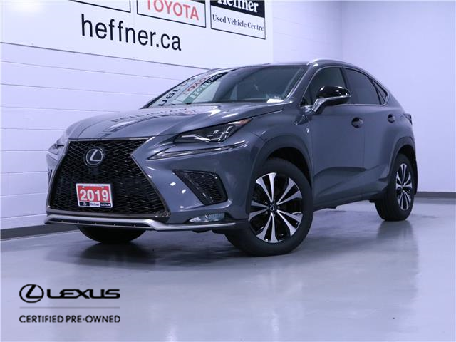 2019 Lexus NX 300 Base (Stk: 207125) in Kitchener - Image 1 of 24