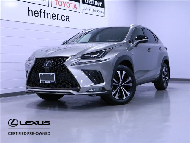 2019 Lexus NX 300 Base (Stk: 207286) in Kitchener - Image 1 of 24