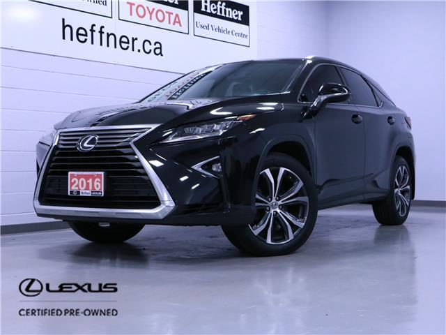 2016 Lexus RX 350 Base (Stk: 207266) in Kitchener - Image 1 of 25