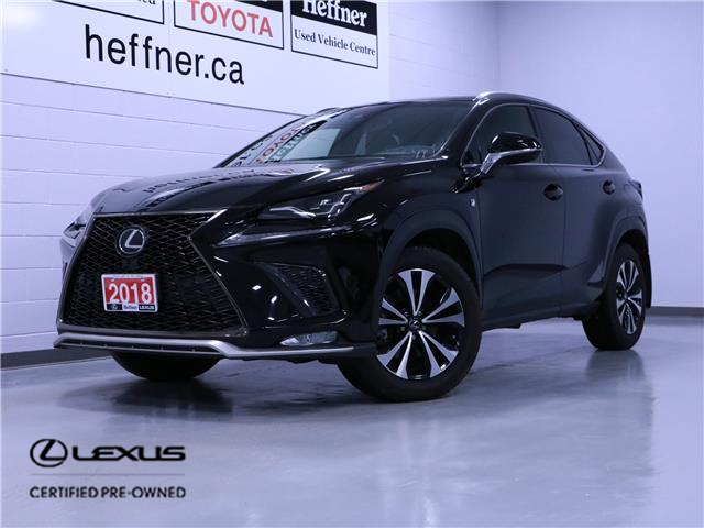 2018 Lexus NX 300 Base (Stk: 207316) in Kitchener - Image 1 of 23