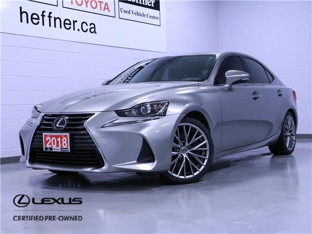 2018 Lexus IS 300 Base (Stk: 217009) in Kitchener - Image 1 of 22