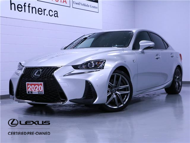 2020 Lexus IS 300 Base (Stk: 217036) in Kitchener - Image 1 of 23