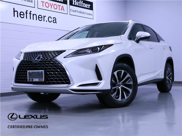 2021 Lexus RX 450h Base (Stk: 217047) in Kitchener - Image 1 of 24