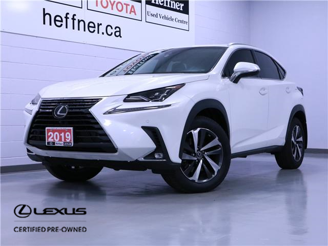 2019 Lexus NX 300 Base (Stk: 217081) in Kitchener - Image 1 of 24