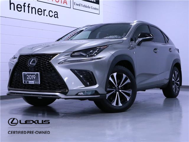 2019 Lexus NX 300 Base (Stk: 217102) in Kitchener - Image 1 of 24