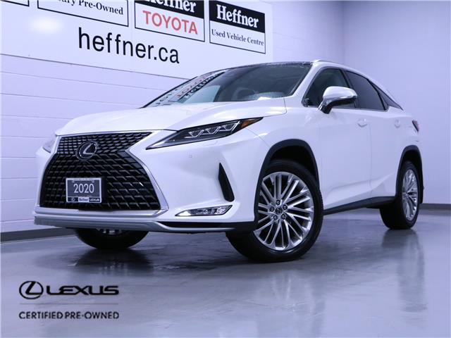 2020 Lexus RX 350 Base (Stk: 217115) in Kitchener - Image 1 of 25