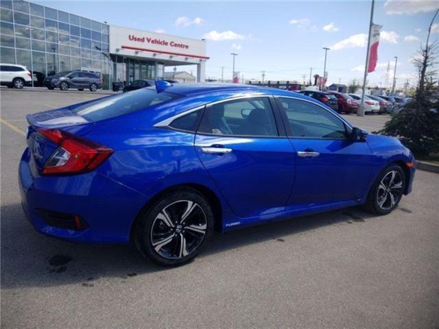 2019 Honda Civic Touring (Stk: 2190269) in Calgary - Image 2 of 9