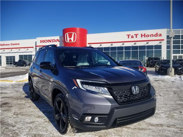 2019 Honda Passport Touring (Stk: 2190608) in Calgary - Image 1 of 9