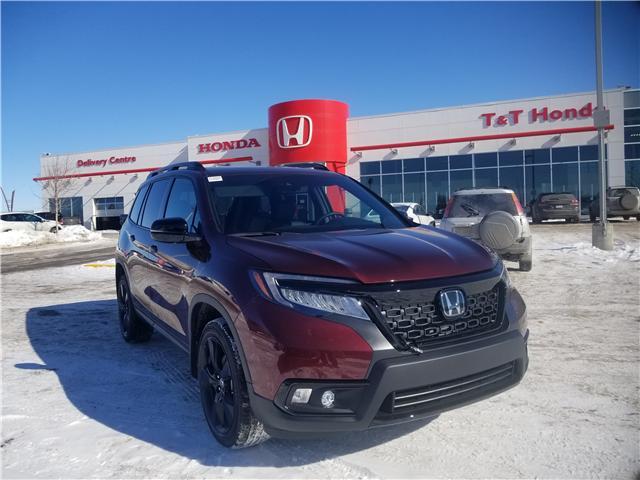 2019 Honda Passport Touring (Stk: 2190801) in Calgary - Image 1 of 10