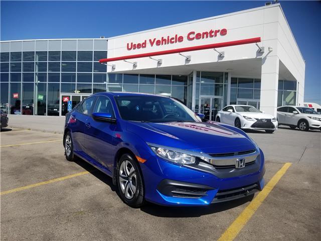 2018 Honda Civic LX (Stk: U194292) in Calgary - Image 1 of 25