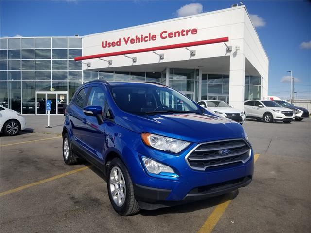 2018 Ford EcoSport SE (Stk: U194294) in Calgary - Image 1 of 27