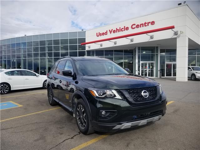 2019 Nissan Pathfinder  (Stk: U194324) in Calgary - Image 1 of 29