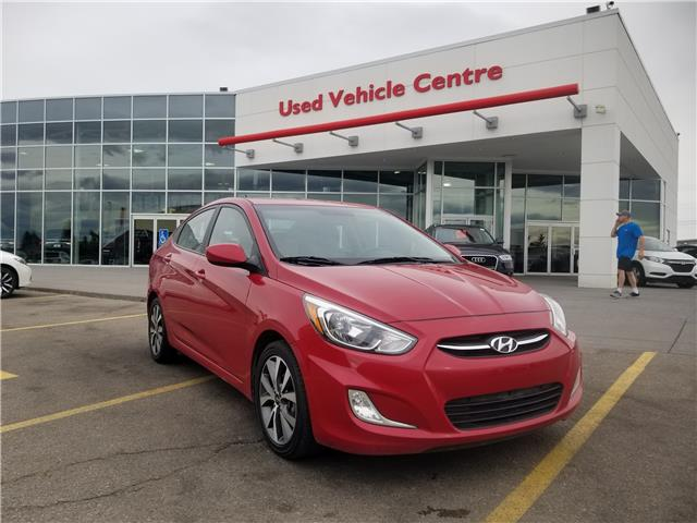 2017 Hyundai Accent SE (Stk: U194327) in Calgary - Image 1 of 24