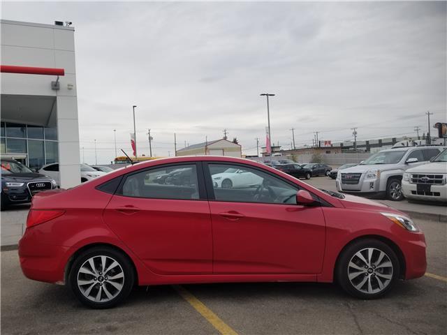 2017 Hyundai Accent SE (Stk: U194327) in Calgary - Image 2 of 24