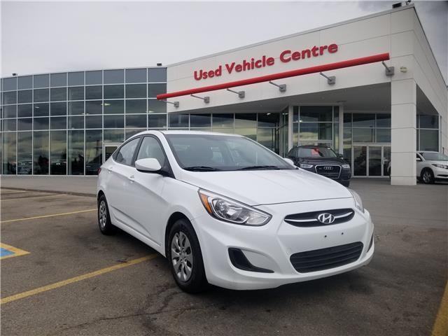 2017 Hyundai Accent GL (Stk: U194319) in Calgary - Image 1 of 23