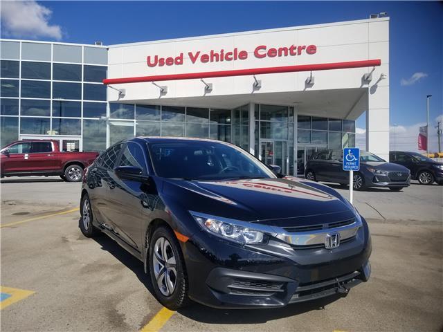 2018 Honda Civic LX (Stk: U194335) in Calgary - Image 1 of 24
