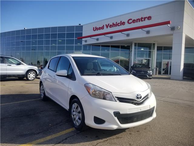 2014 Toyota Yaris LE (Stk: 2200009B) in Calgary - Image 1 of 21