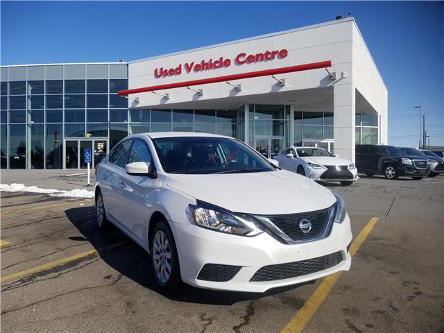 2017 Nissan Sentra 1.8 SV (Stk: U194353) in Calgary - Image 1 of 25