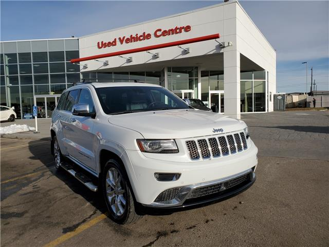 2014 Jeep Grand Cherokee Summit (Stk: 2190538V) in Calgary - Image 1 of 29