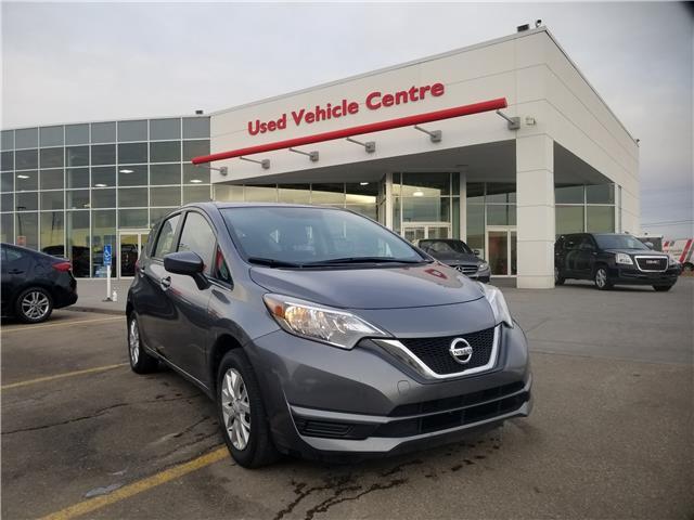 2018 Nissan Versa Note 1.6 SV (Stk: U194408) in Calgary - Image 1 of 25