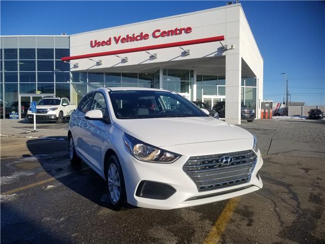 2019 Hyundai Accent Preferred (Stk: 2191350A) in Calgary - Image 1 of 23
