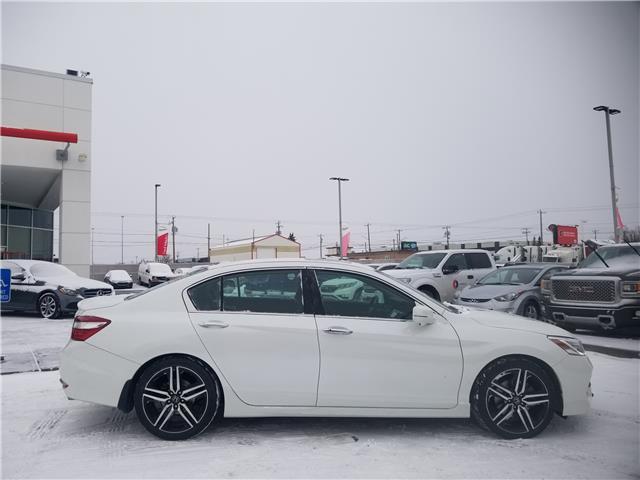 2016 Honda Accord Touring V6 (Stk: 6191296A) in Calgary - Image 2 of 30