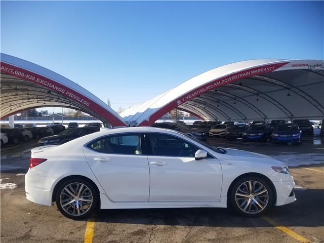 2015 Acura TLX Elite (Stk: U194400) in Calgary - Image 2 of 30