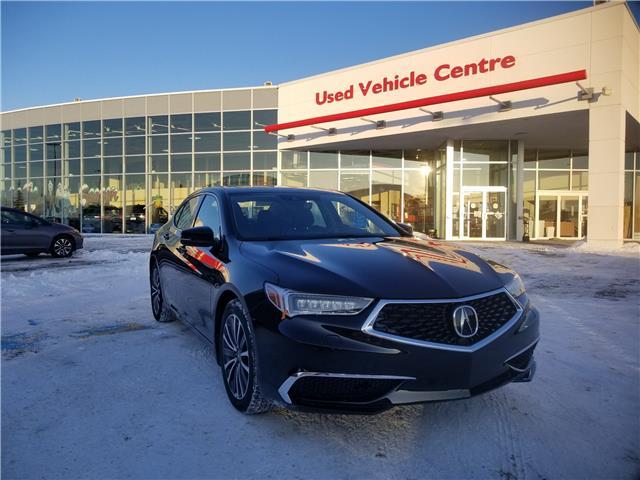 2018 Acura TLX Tech (Stk: U194410) in Calgary - Image 1 of 30