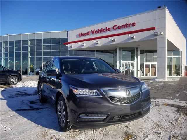 2016 Acura MDX Technology Package (Stk: U194399) in Calgary - Image 1 of 30