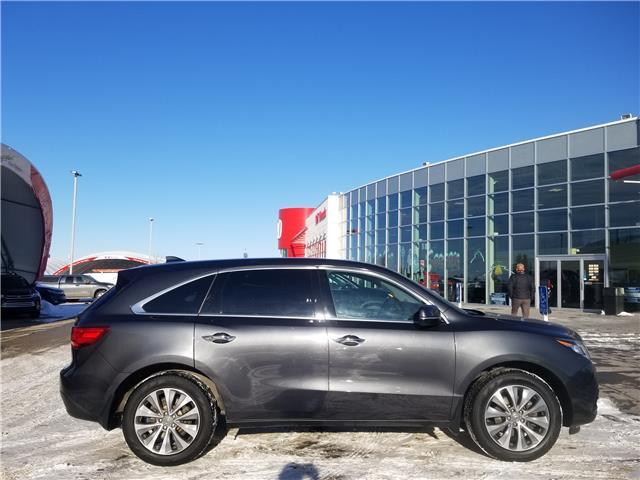 2016 Acura MDX Technology Package (Stk: U194399) in Calgary - Image 2 of 30