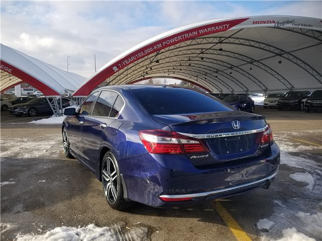 2017 Honda Accord Touring (Stk: 2191133A) in Calgary - Image 2 of 30