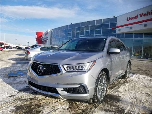 2017 Acura MDX Elite Package (Stk: U194417) in Calgary - Image 2 of 29