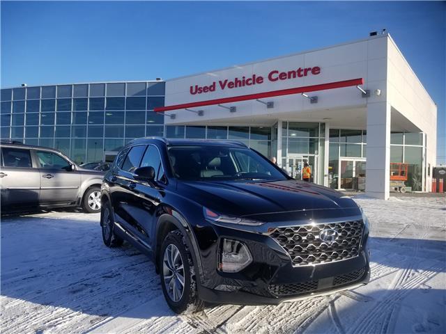2019 Hyundai Santa Fe Luxury (Stk: 2190085A) in Calgary - Image 1 of 30