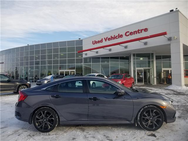 2019 Honda Civic Sport (Stk: U194401A) in Calgary - Image 2 of 28