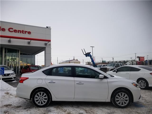 2017 Nissan Sentra 1.8 SV (Stk: U194432) in Calgary - Image 2 of 25