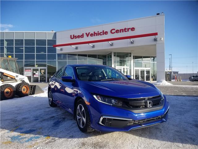 2019 Honda Civic LX (Stk: U194436) in Calgary - Image 1 of 24
