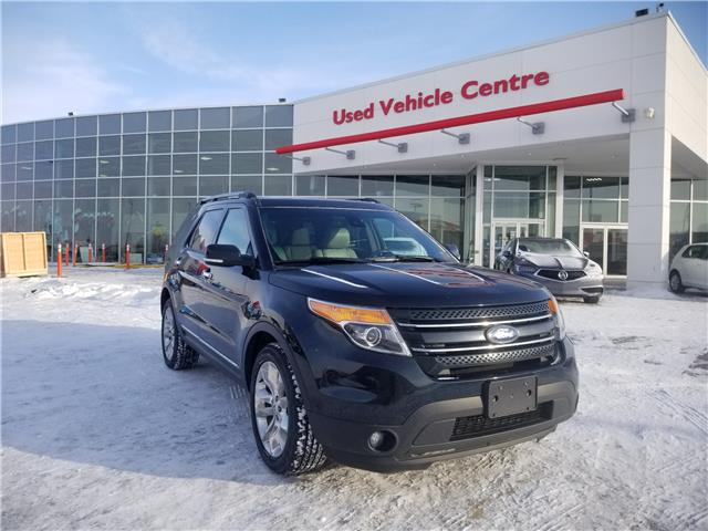 2014 Ford Explorer Limited (Stk: 2200007B) in Calgary - Image 1 of 29