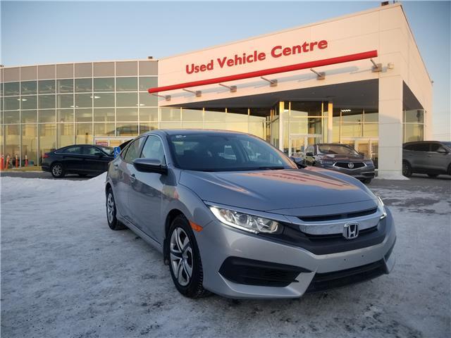 2016 Honda Civic LX (Stk: 2191576A) in Calgary - Image 1 of 24