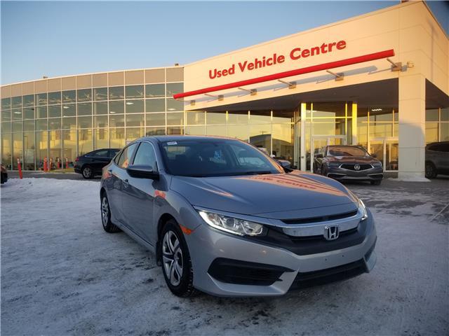 2018 Honda Civic LX (Stk: U204020) in Calgary - Image 1 of 25