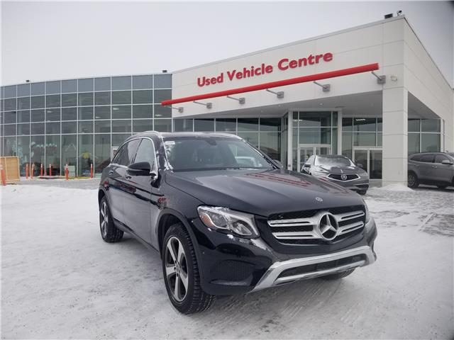 2018 Mercedes-Benz GLC 300 Base (Stk: U204008) in Calgary - Image 1 of 29