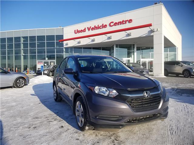 2018 Honda HR-V LX (Stk: U204032) in Calgary - Image 1 of 22
