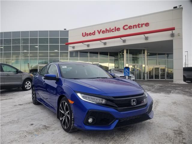 2018 Honda Civic Si (Stk: U204014) in Calgary - Image 1 of 30