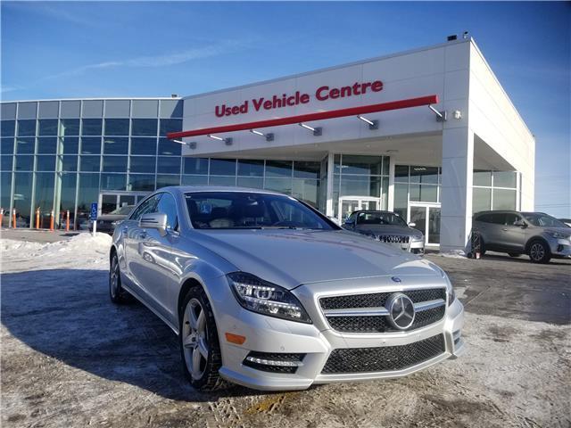 2012 Mercedes-Benz CLS-Class Base (Stk: U204031) in Calgary - Image 1 of 29