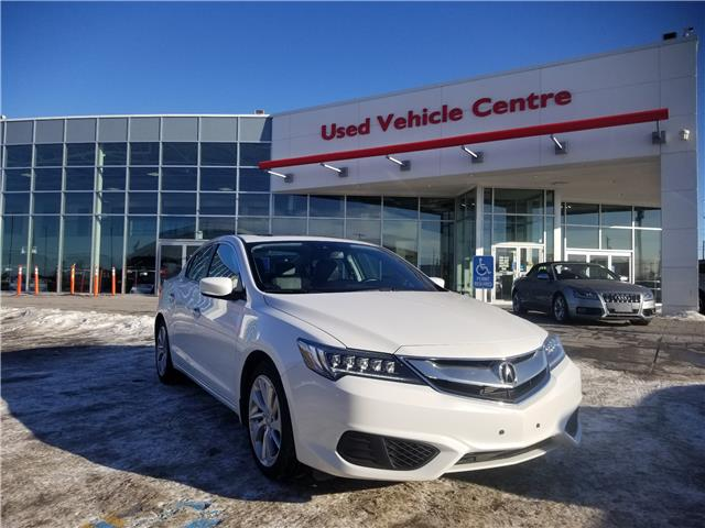 2017 Acura ILX Technology Package (Stk: U204016) in Calgary - Image 1 of 28
