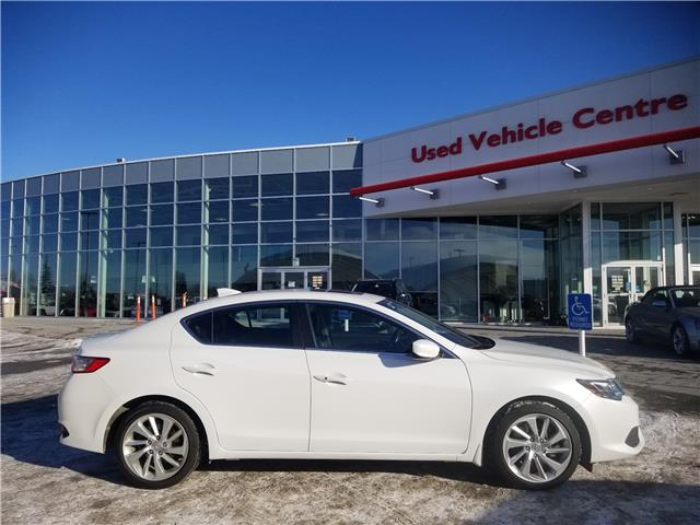 2017 Acura ILX Technology Package (Stk: U204016) in Calgary - Image 2 of 28